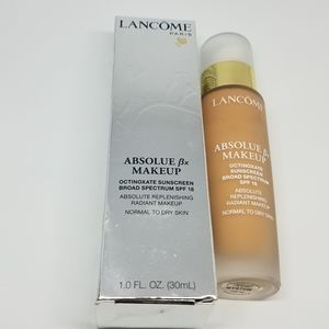 Lancome Absolue foundation 330 Almond +free